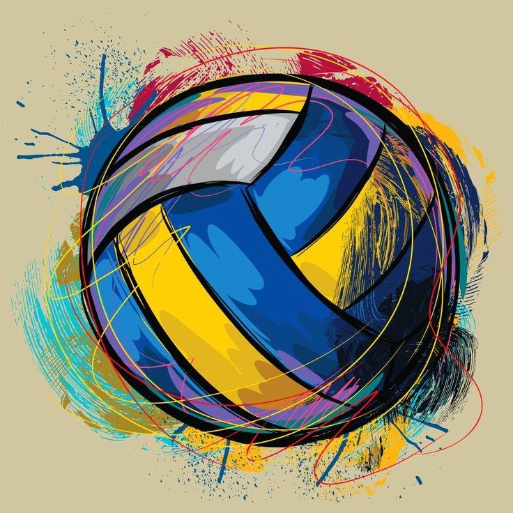 Competitive volleyball league